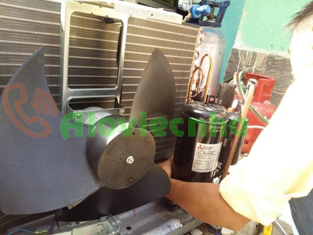 Dịch vụ sửa máy lạnh tại nhà chuyên nghiệp giá rẻ