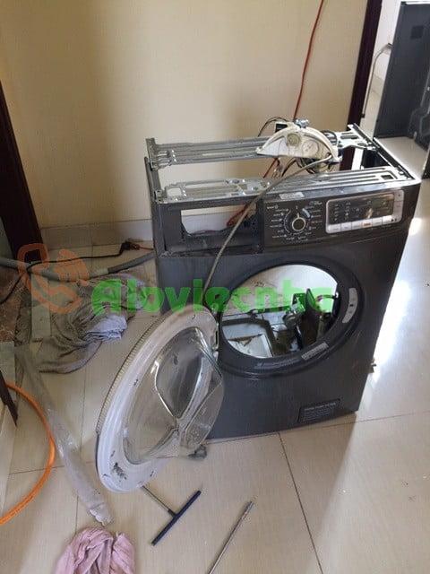 Sửa máy giặt không cấp nước vào khi hoạt động giá rẻ tại TPHCM